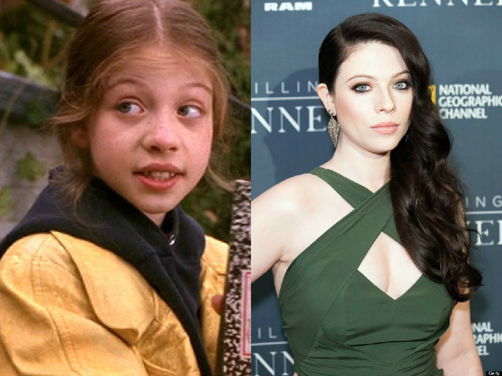 Hot Celebrity Michelle Trachtenberg