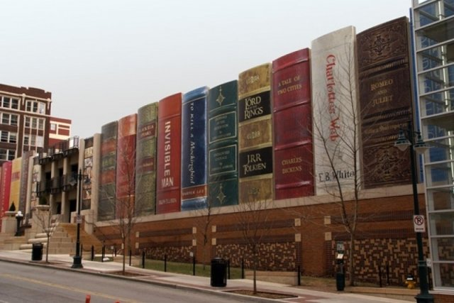 Kansas City Public Library (Missouri, United States) Amazing Buildings