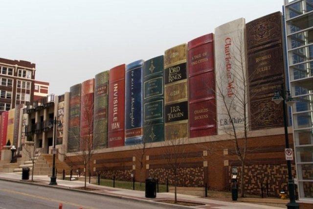 Kansas City Public Library (Missouri, United States) Amazing Buildings