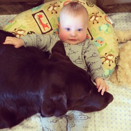 Love Baby and Dog