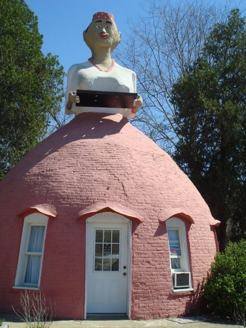 Mammy's Cupboard, Natchez, MS, USA Amazing Buildings