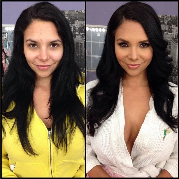 Models without Makeup 7 - missyxmartinez