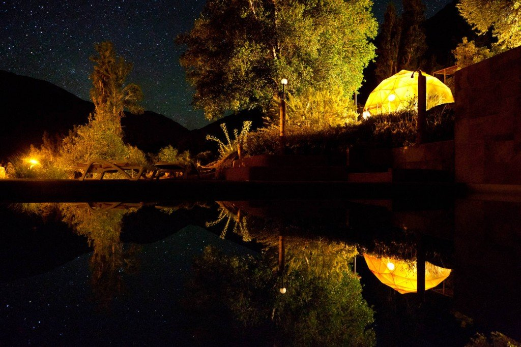 Night Under the Stars Romantic AirBNB