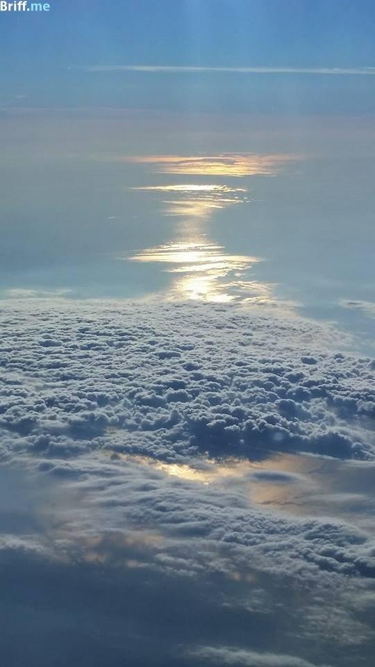 Office View 1 - Pilot Photos - Sunset Clouds