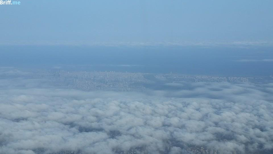 Office View 11- Pilot Photos - City in the Clouds