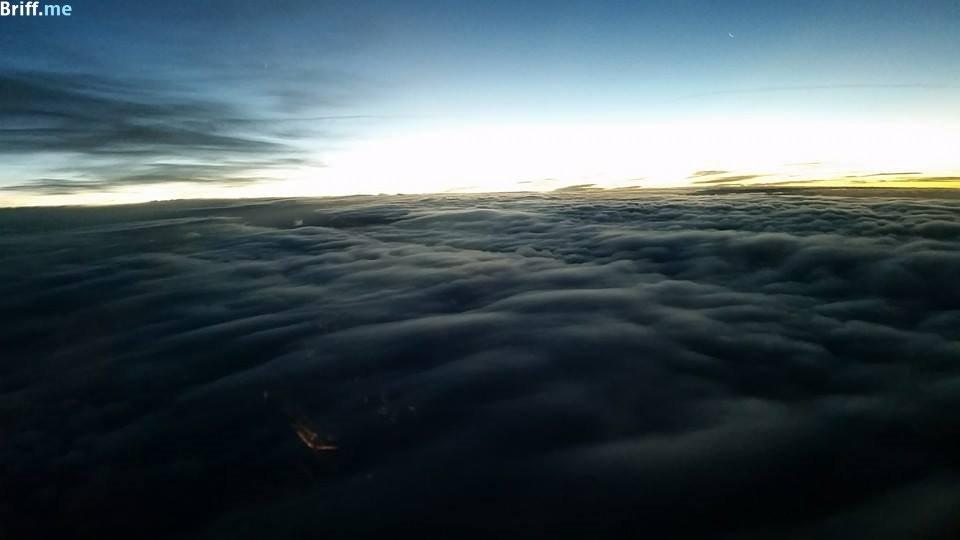 Office View 13 - Pilot Photos - Clouds