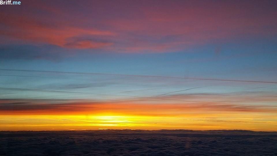 Office View 4 - Pilot Photos - Flat Sunset