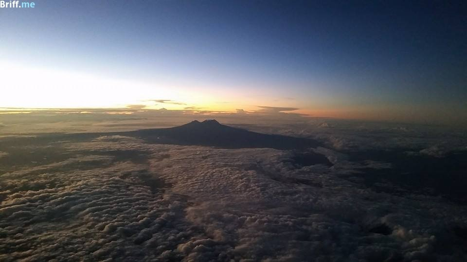 Office Window View 5 - Pilot Photos - Mount Kilimanjaro