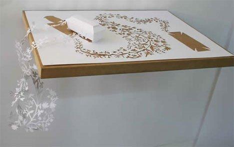 Peter Callesen – Playful Seasonal Paper Sculptures Paper Art