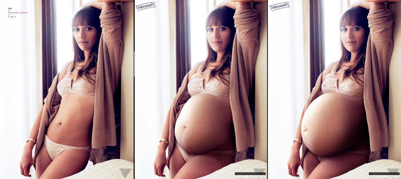 Rashida Jones Fat Celebrities