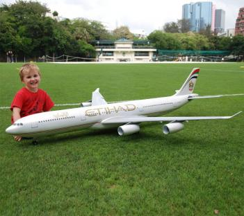 Remote control Airbus Crazy Gift Ideas