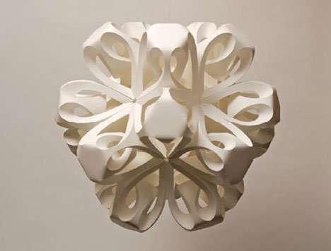 Richard Sweeney – Artfully Twisted Paper Sculptures Paper Art