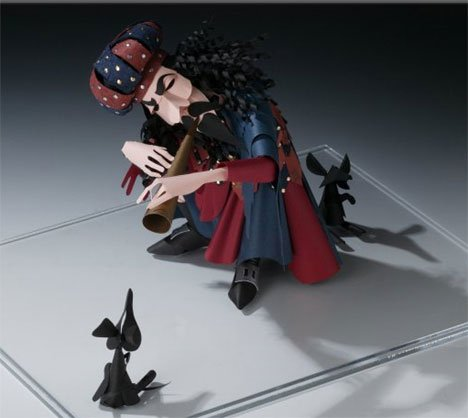 Sher Christopher – Emotive Paper Figurines 2 Paper Arts