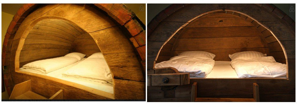 Stay the Night in a Beer Barrel 2 Funny AirBNB