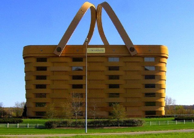 The Basket Building (Ohio, United States) Amazing Buildings