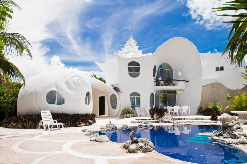 The Seashell House Epic AirBNB