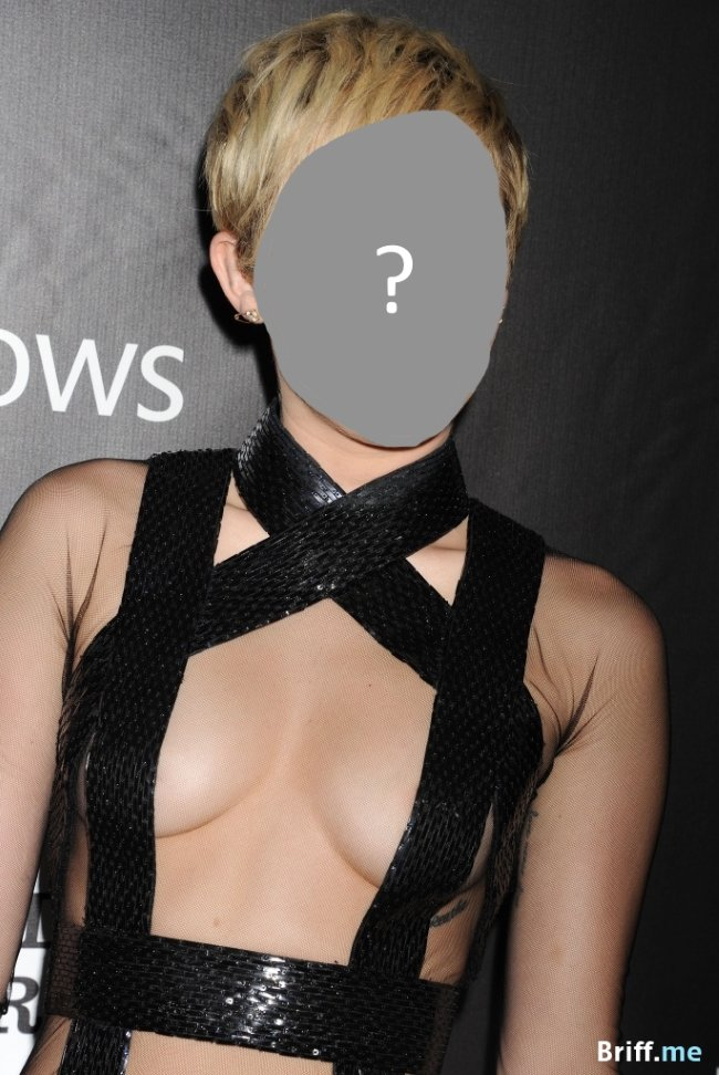 Topless Celebrities 4 - Topless Miley Cyrus