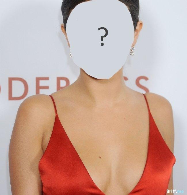 Topless Celebrities