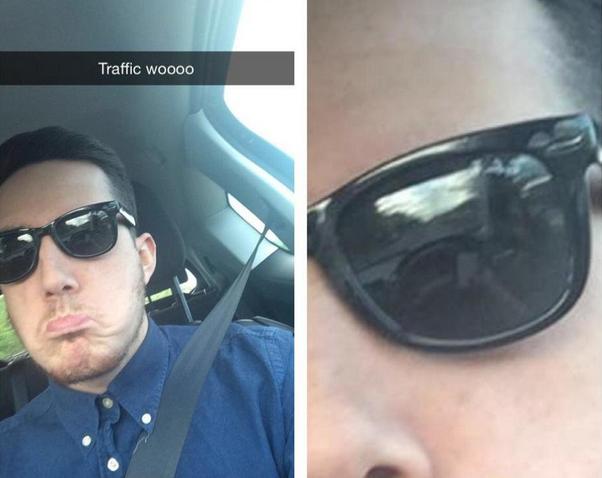 Traffic Selfie Fails