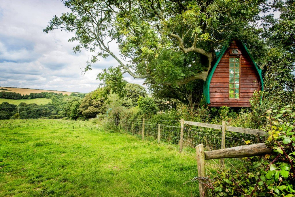Tree Sparrow House Romantic AirBNB