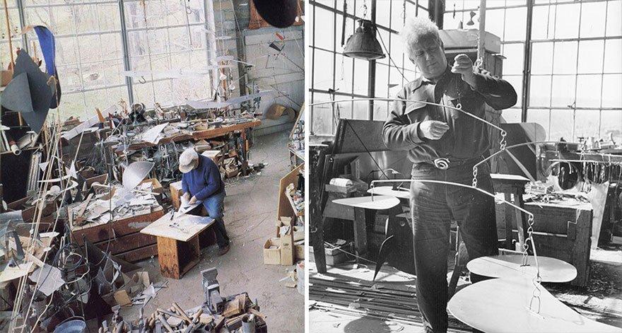Alexander Calder Famous Artist