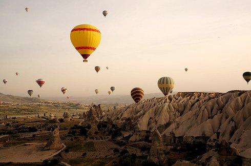 Ancient Region of Anatolia in Cappadocia, Turkey 3 Unusual Place