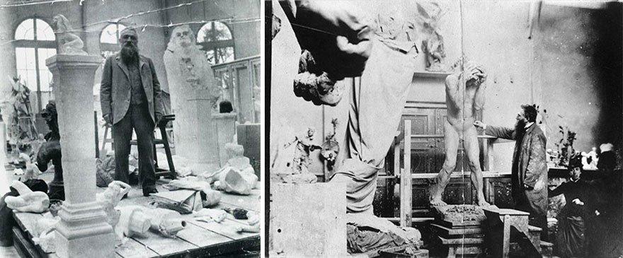 Auguste Rodin Famous Artist