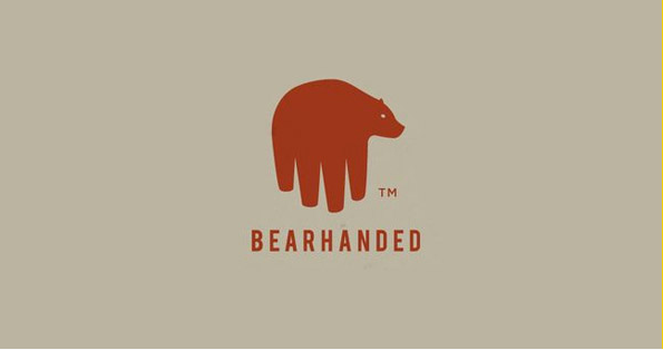 BEARHANDED Clever Logo