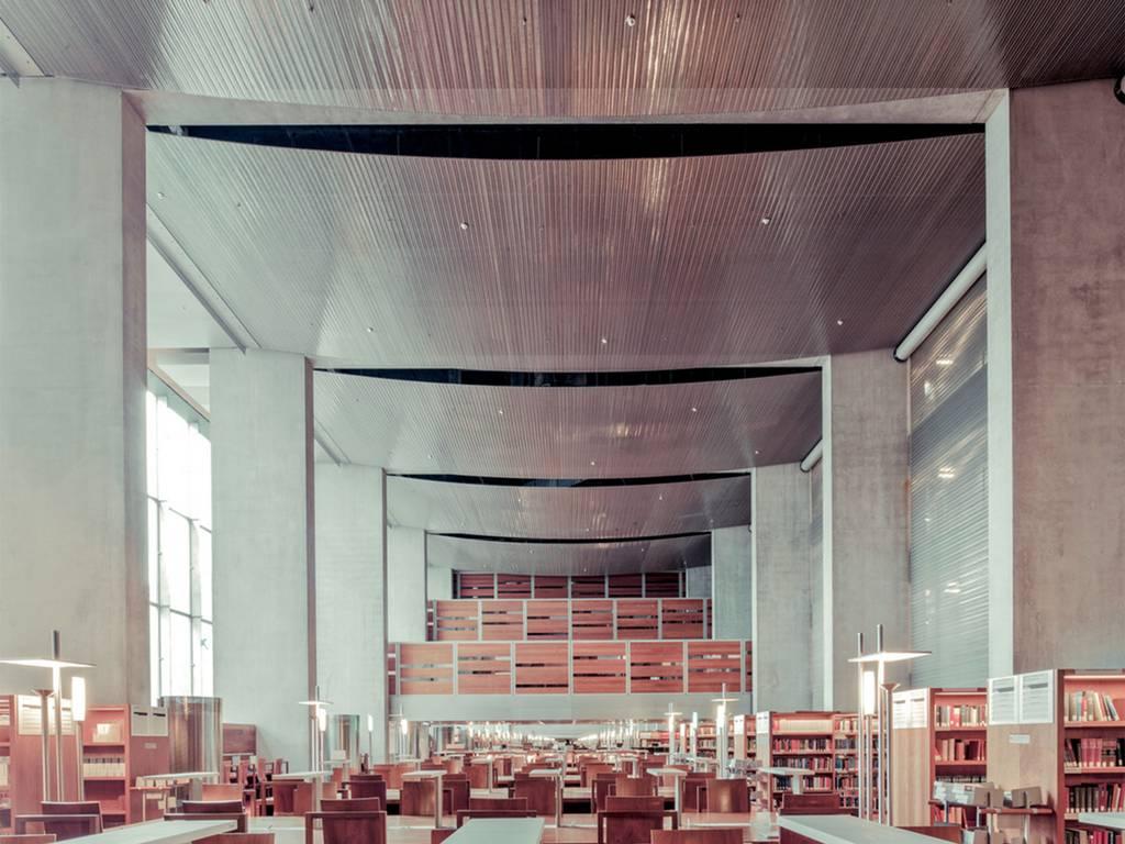 BNF, site Francois-Mitterrand, Paris, 2012 House of Books