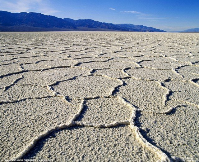Badwater Salt Flats Travel Idea
