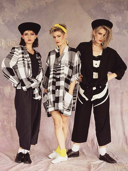 Bananarama (1984) Girl Group