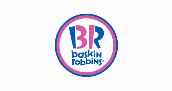 Baskin Robbins Clever Logo