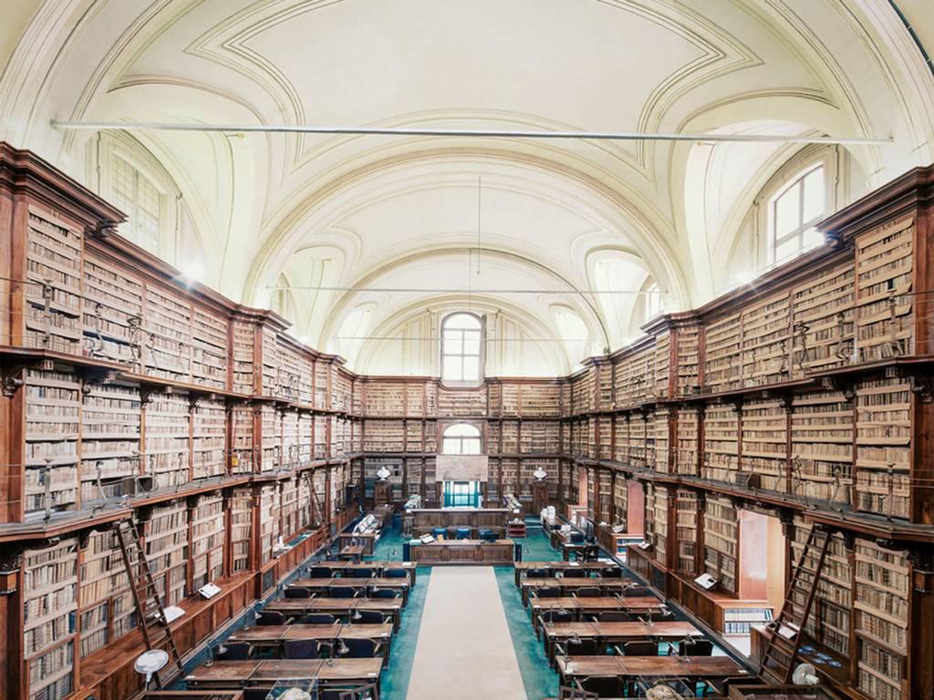 Biblioteca Angelica, Roma, 2013 House of Books