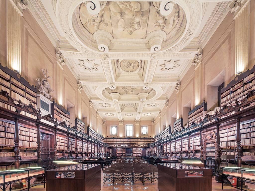 Biblioteca Vallicelliana Roma, 2013 House of Books