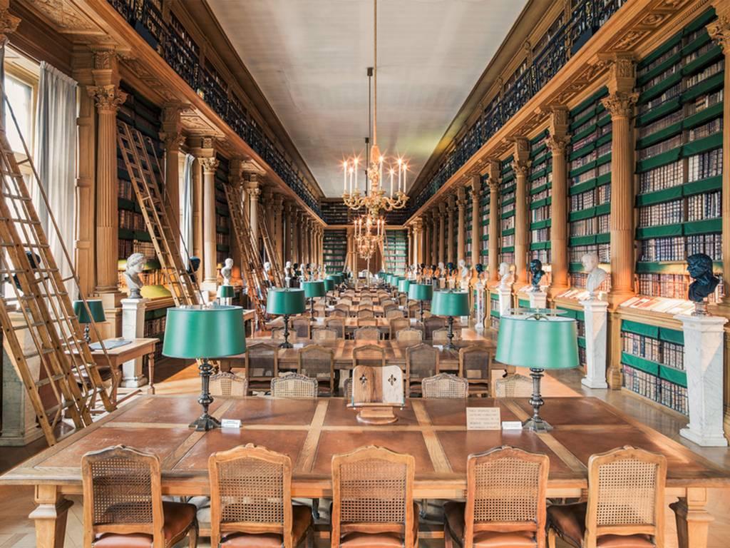 Bibliotheque Mazarine 2 Paris, 2014 House of Books