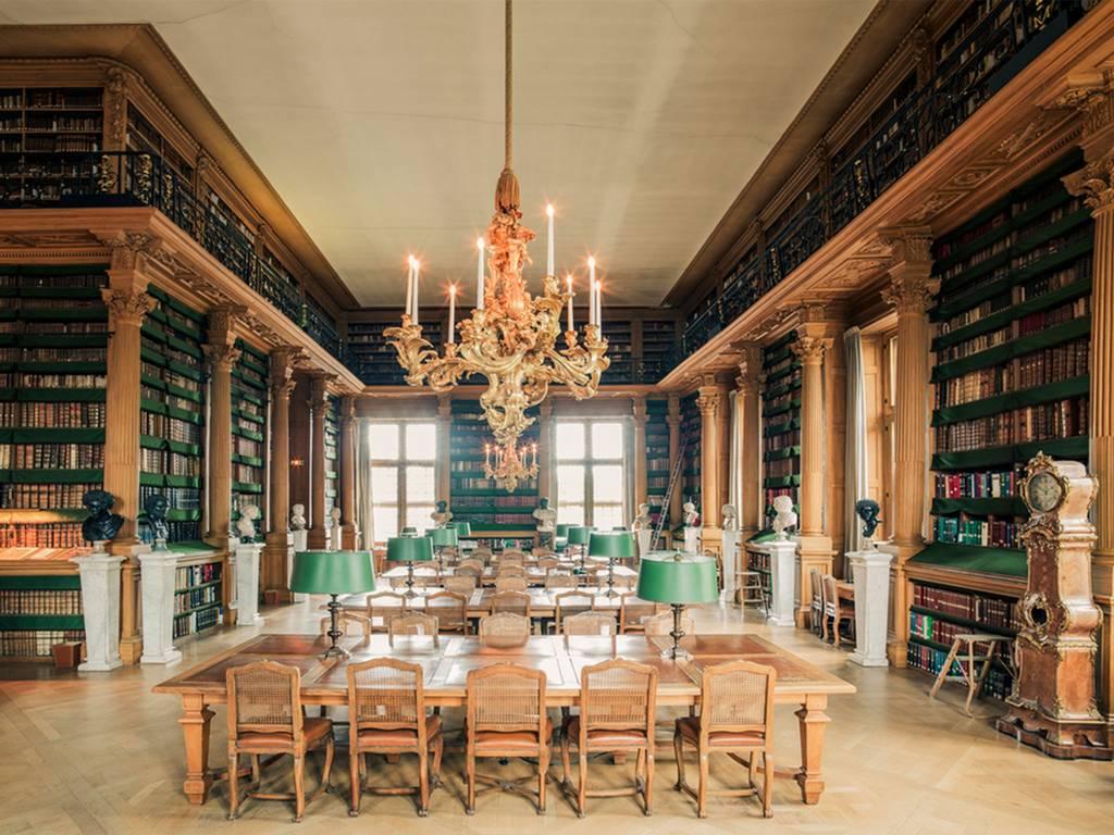 Bibliotheque Mazarine Paris, 2014 House of Books