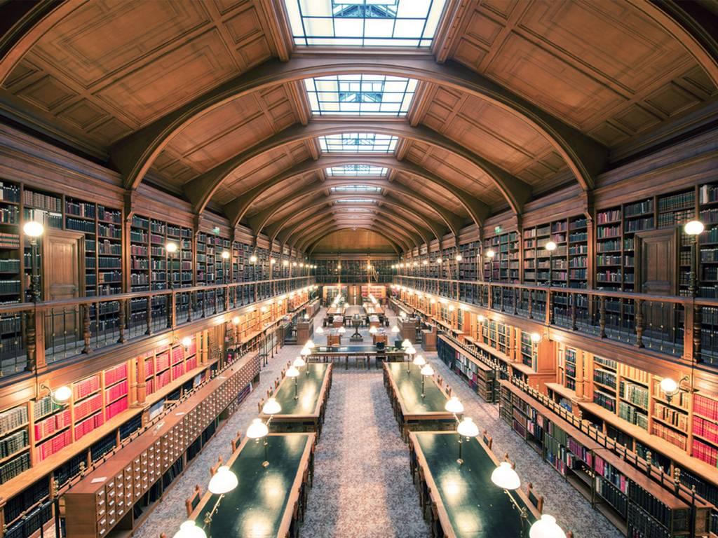Bibliotheque de l'Hotel de Ville, Paris, 2012 House of Books