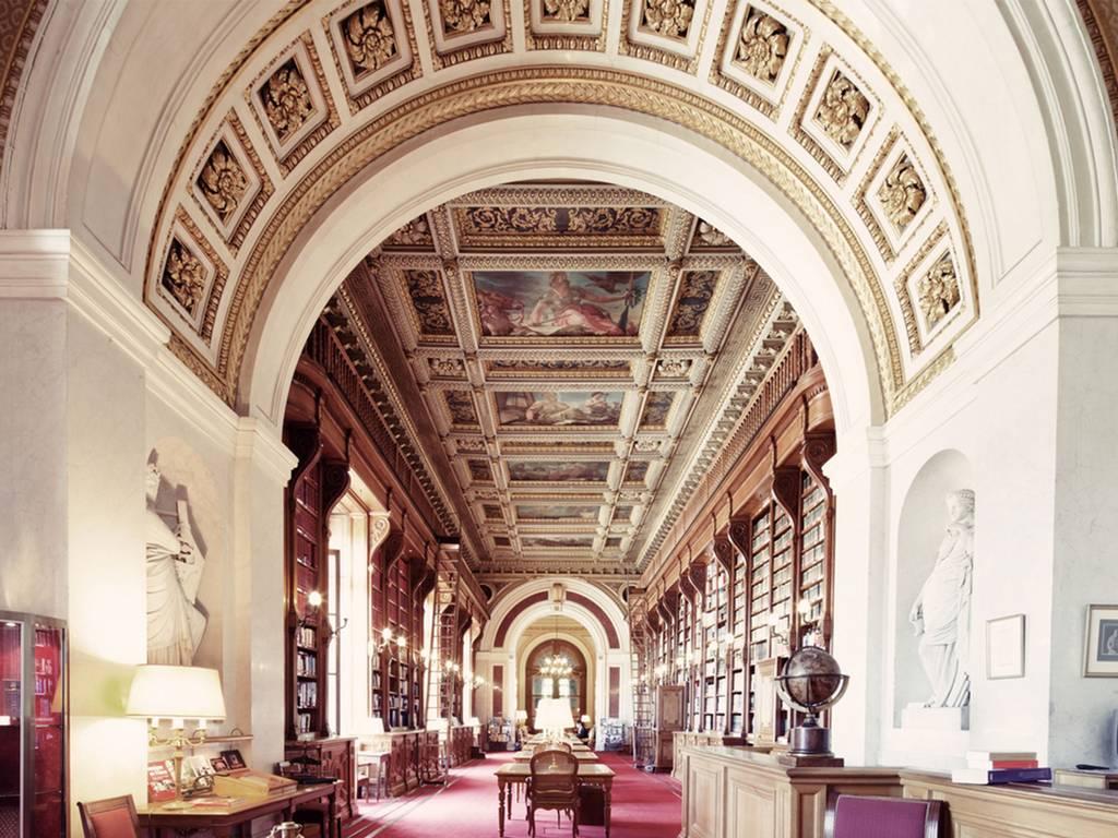 Bibliotheque du Senat, Paris, 2012 House of Books