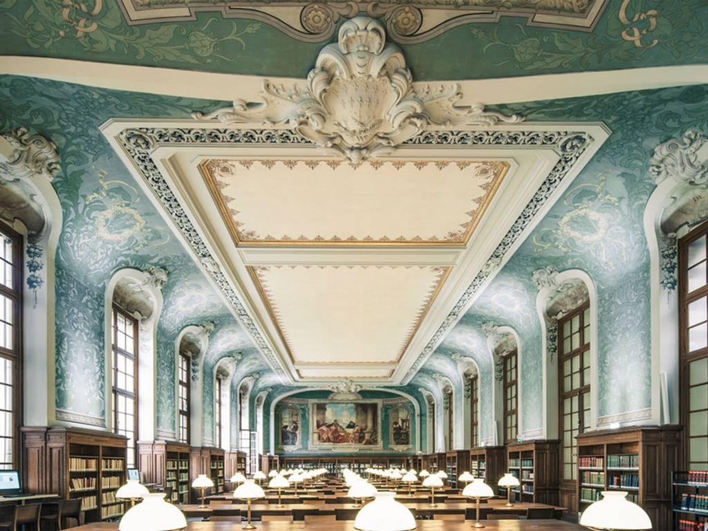 Bibliotheque interuniversitaire de la Sorbonne Paris, 2014 House of Books