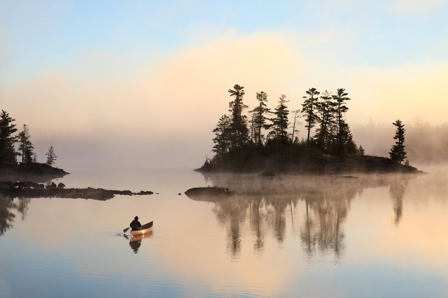 Boundary Waters Canoe Area Wilderness, Ely, Minnesota Photo Contest