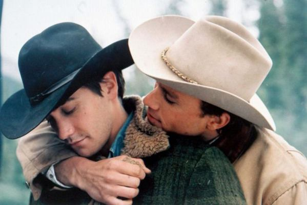 Brokeback Mountain Hollywood Sex Scenes