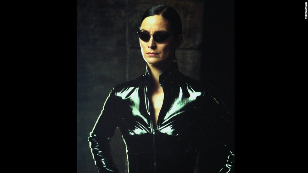 Carrie-Anee Moss' Trinity, Matrix Supergirls