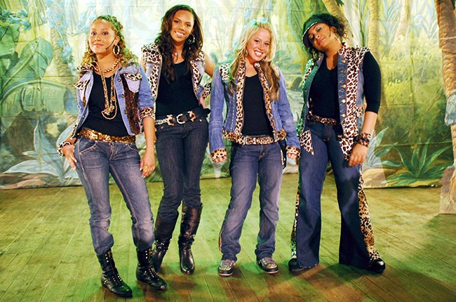 Cheetah Girls (2006) Girl Group