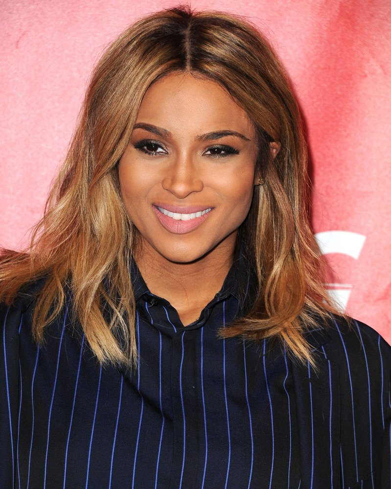 Ciara Celebrities Haircut