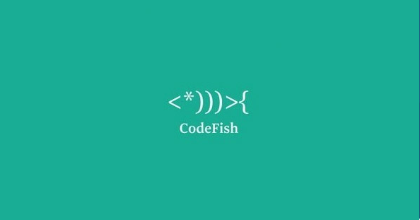 Code Fish Clever Logos