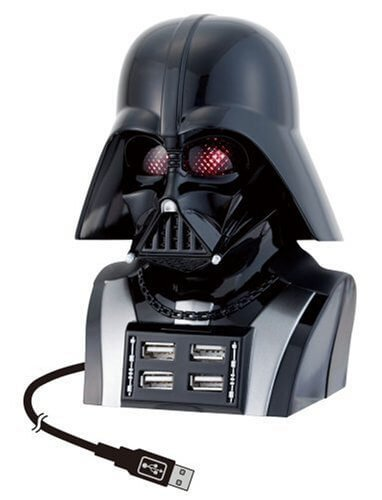 Darth Vader USB Hub Great Packages