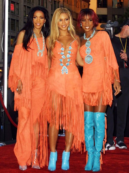 Destiny's Child 2 (2001) Girl Group