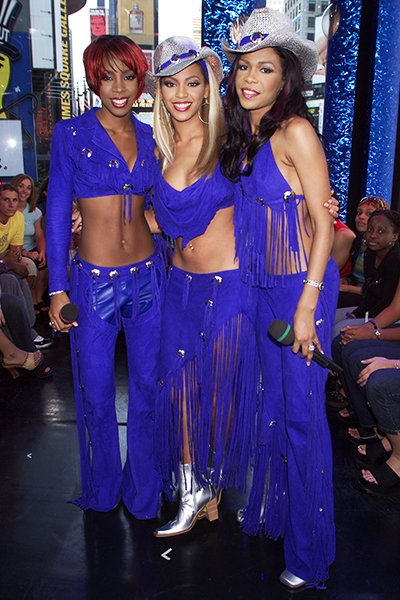 Destiny's Child with Beyonce (2001) Girl Group