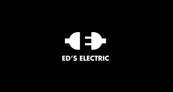 Ed's Electric Clever Logos