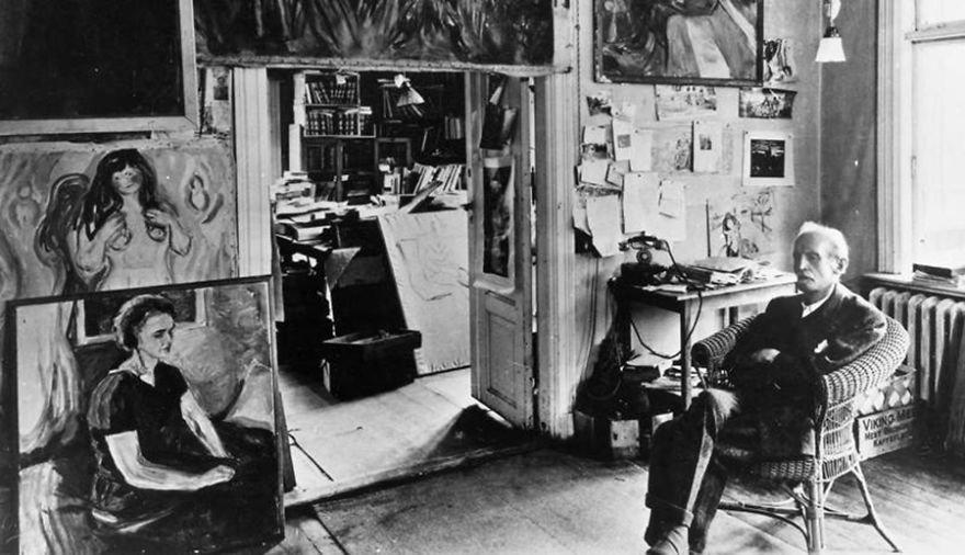 Edvard Munch Famous Artist